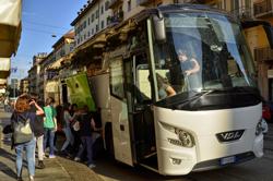 Bus mieten Klassenfahrt Schulausflug